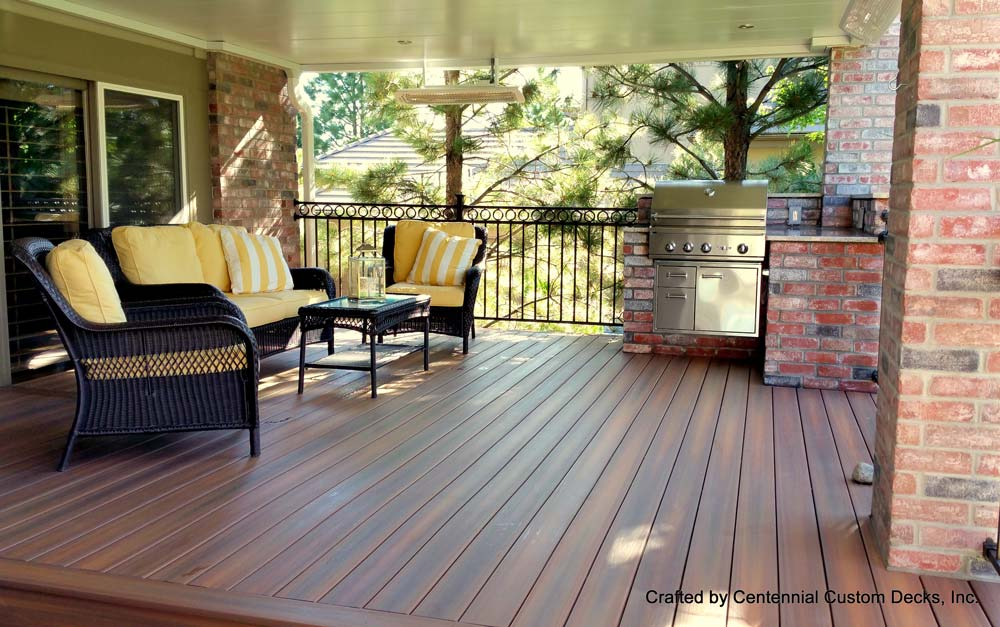 Patio Deck Builders Custom Deck Building Denver Colorado